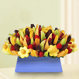 Deluxe Party Delight Fruit Bouquet