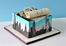 Proud Architect Father's Day Cake