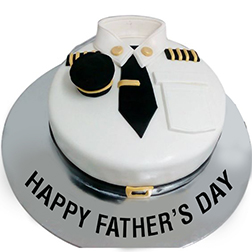 High-Flyer Father's Day Cake