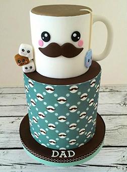 Dad's Morning Tea Cake