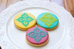 Diwali Blessings Cookies