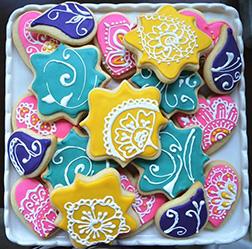 Diwali Dream Cookies
