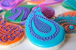 Dearest Diwali Wishes Cookies