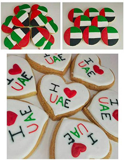 Celebrating The Nation Cookies
