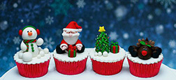 Glorious Christmas - Dozen Cupcakes