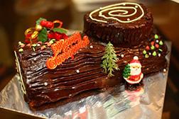 Christmas Feast Yule Log