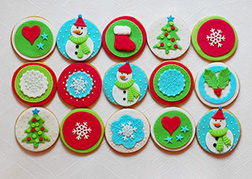 Spirit of the Holiday Cookies