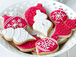 Colors of Christmas Cookies