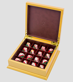 Golden Pride National Day Chocolates By Annabelle Chocolate