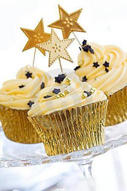 Dancing Stars Dozen Cupcakes