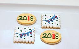 New Year Cheer Cookies