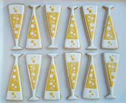 Golden Toast Cookies