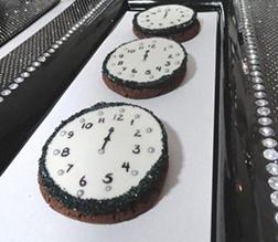 Stroke Of Midnight Cookies