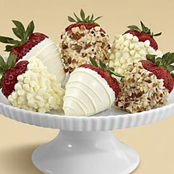 Great Start Dipped Strawberries