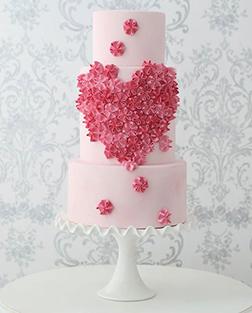 Make Me Blush Cake