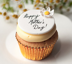 Happy Mothers Day Cupcakes