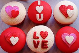 Crazy For You Dozen Cupcakes