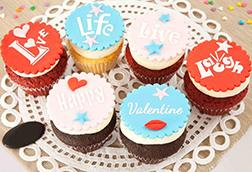Written In The Stars Dozen Cupcakes