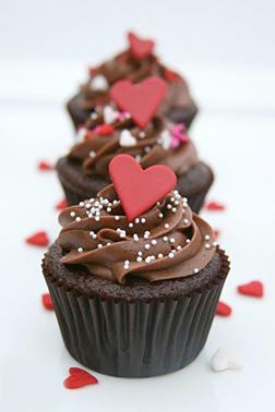 Sweet Serenity - 6 Cupcakes