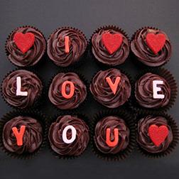 Sweet Confessions Dozen Cupcakes