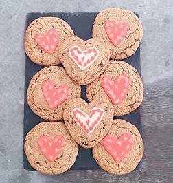 Secret Admirer Cookies