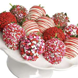 Biggest Crush Dipped Strawberries