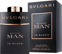 Bvlgari Man In Black EDT 100ML by Bvlgari