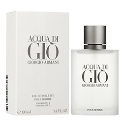 Aqua Di Gio for Men EDT 100ML by Giorgio Armani