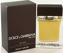 The One for Men EDT EDT 100ML by Dolce & Gabbana