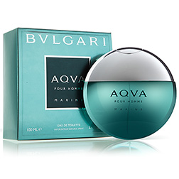 Aqva Marine Pour Homme for Men EDT 100ML by Bvlgari