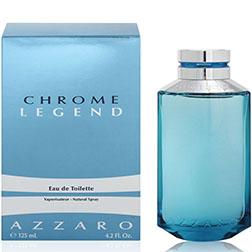 Chrome Legend for Men EDT 125ml by Azzaro