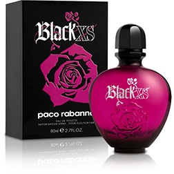 Black Xs for Her EDT 80ML by Paco Rabanne