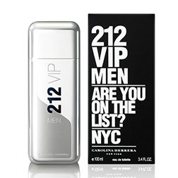 212 VIP for Men EDT 100ML by Carolina Herrera