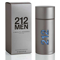 212 for Men EDT 100ML by Carolina Herrera