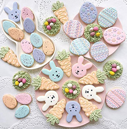Magical Traditions Easter Cookies