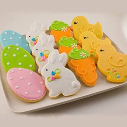Springtime Bliss Easter Cookies