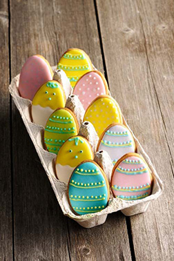 Easter Celebration Cookies