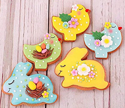 Dreamy Easter Cookies