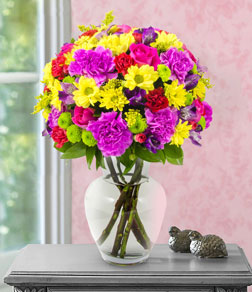 Bloom of Color Bouquet