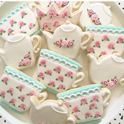 Afternoon Tea Cookies