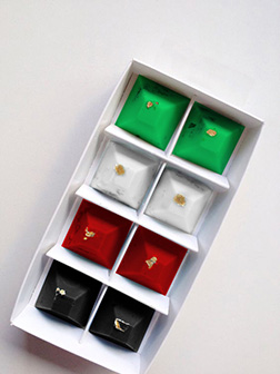 Pride of The Nation Gems by Annabelle Chocolates