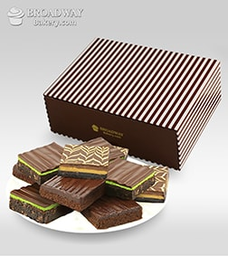 Trio of Treats - Box of 12