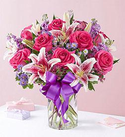 High Style Lavender Bouquet