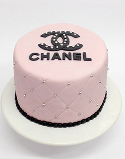Chanel Boutique Quilted Cake