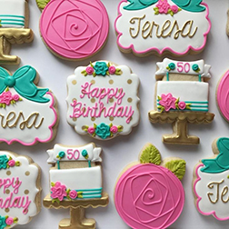 Birthday Delight Cookies