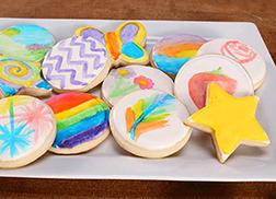 Color Me Happy Cookies