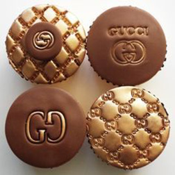 Gucci Couture Cupcakes