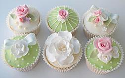 Duchess' Garden - Dozen Cupcakes