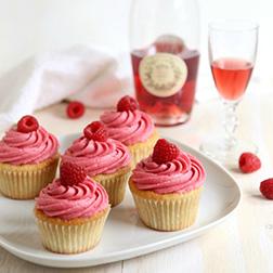 Raspberry Love Dozen Cupcakes