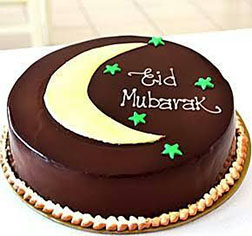 Sentiments Eid Cake